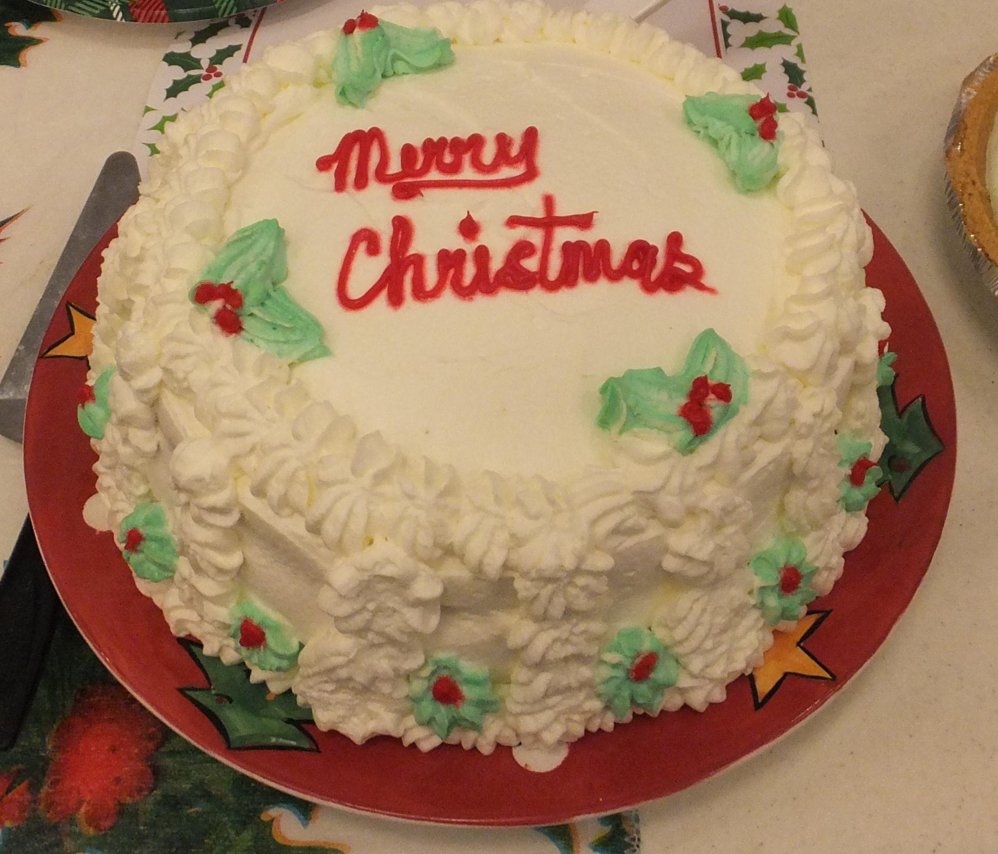 Chapter 1082 Christmas Cake